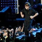 Justin Bieber, MGMT Lead U.S. Album Chart