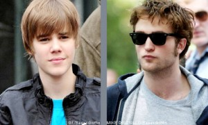 Robert Pattinson  Justin Bieber on Justin Bieber And Robert Pattinson Listed In People   S Most Beautiful