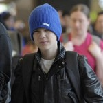 Justin Bieber's Warm Japanese Welcome