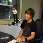 "Radio Disney Total Access Justin Bieber Performing ""U Smile"""